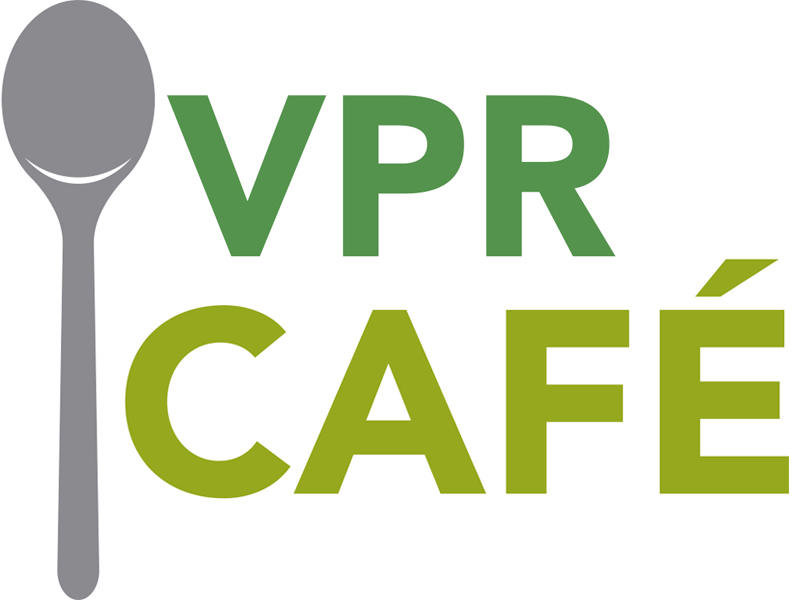vpr cafe logo